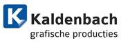 logo kaldenbach grafische producties drukwerk